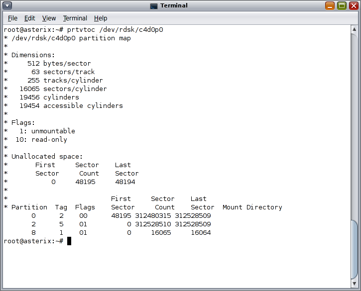 Mirroring your openindiana root disk with zfs renato morano for Mirror 0 zfs
