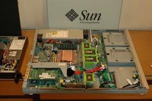 SunFireX2100